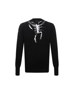 Хлопковый свитер Givenchy