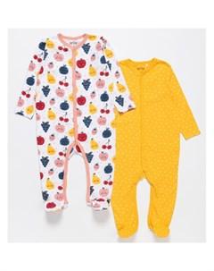 Комбинезон для девочек Basic Babywear 2AK 611d 2 шт Artie