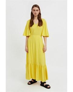 Платье макси из вискозы Finn flare