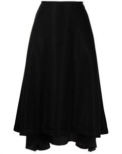 Расклешенная юбка из джерси Sulvam