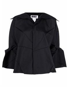 Укороченная куртка рубашка 132 5. issey miyake