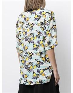 Рубашка Aloha с принтом Sulvam