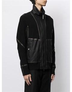 Куртка на молнии с воротником воронкой Isaac sellam experience