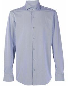 Рубашка в полоску Boss hugo boss