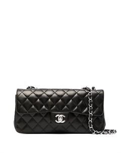 Сумка на плечо Classic Flap 2006 го года Chanel pre-owned