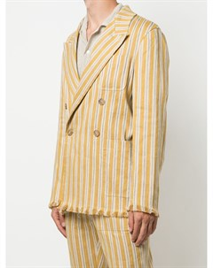 Двубортный пиджак Roar Cmmn swdn