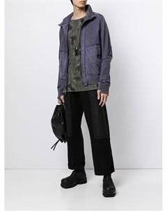 Куртка с воротником воронкой Isaac sellam experience