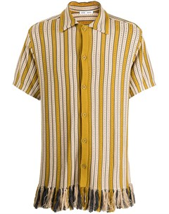 Рубашка Weston с короткими рукавами и перфорацией Cmmn swdn
