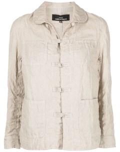 Куртка на пуговицах Comme des garçons tricot