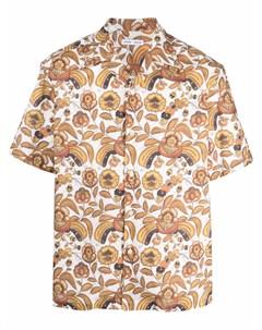Рубашка с цветочным принтом Cmmn swdn