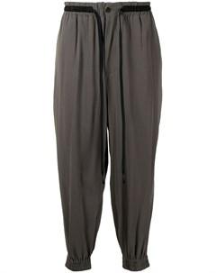 Спортивные брюки с кулиской The viridi-anne