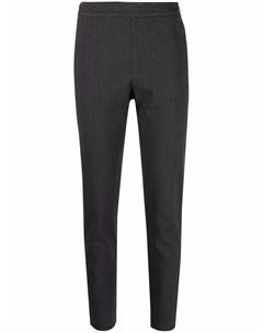 Прямые укороченные брюки Kristensen du nord