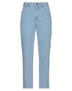 Джинсовые брюки No21