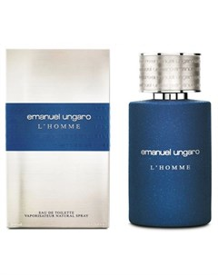EMANUEL UNGARO LHOMME Туалетная вода мужская 50мл Emanuel ungaro