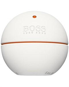 BOSS IN MOTION WHITE вода туалетная мужская 40 ml Hugo boss