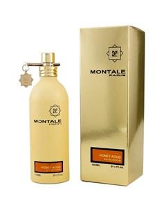 Aoud Honey Медовый уд парфюмерная вода унисекс 100 ml Montale