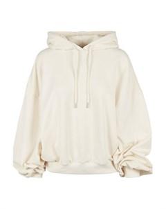 Толстовка Ladies Organic Oversized Terry Hoody White Sand XL 2XL Urban classics