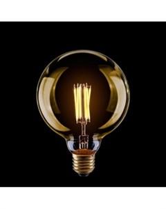 Светодиодная лампа ретро VG10 G125Gwarm8W Voltega