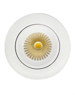 Светильник встраиваемый CLD001W0 Альфа Citilux