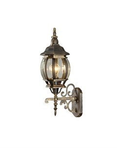 Светильник уличный A1041AL 1BN ATLANTA Arte lamp