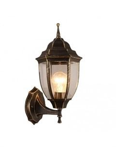 Светильник уличный A3151AL 1BN PEGASUS Arte lamp