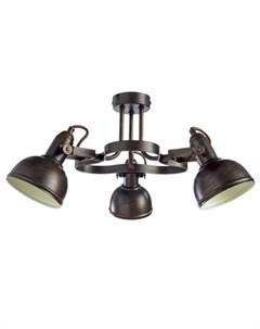 Люстра потолочная A5216PL 3BR Martin Arte lamp