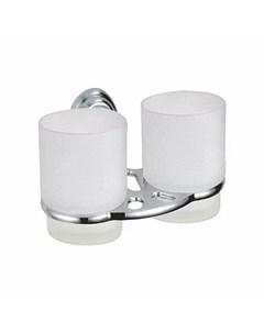 Держатель для двух стаканов и зубных щеток L1508 Ledeme
