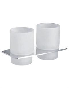 Двойной стакан для зубных щеток Style 24119101 Zeegres