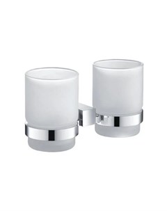 Двойной стакан для зубных щеток Cub 21119101 Zeegres