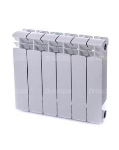 Радиатор биметаллический Base 350 5 секций белый Rifar