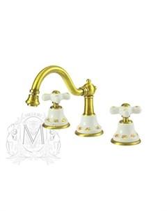 Смеситель Provance для биде на 3 отверстия ML PRO 8825DO золото Migliore