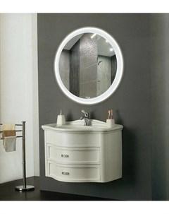 Зеркало Тритон Rinaldi D645 Led подсветка сенсорный выключатель Зеркало Тритон Rinaldi D645 Led подс Континент