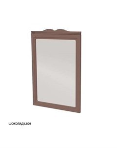 Зеркало Марсель 33830 TP809 60см цвет шоколад Caprigo