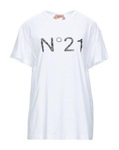 Футболка No21