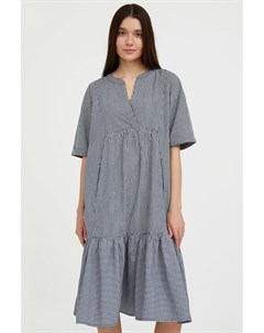 Свободное платье в клетку Finn flare