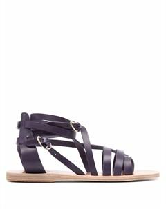 Сандалии Satira с открытым носком Ancient greek sandals