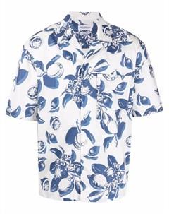 Рубашка с принтом President's