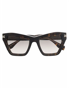 Солнцезащитные очки Icon в оправе кошачий глаз Marc jacobs eyewear