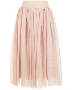 Пышная юбка миди Twinset