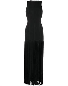 Платье макси Noodle Bevza