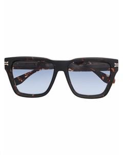 Солнцезащитные очки Icon черепаховой расцветки Marc jacobs eyewear