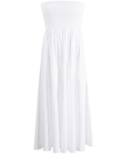 Платье с эластичным верхом Caroline constas