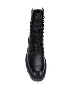Ботинки в стиле милитари Ash
