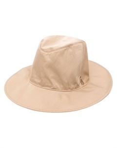 Шляпа с вышитым логотипом Undercover