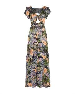 Длинное платье For love and lemons