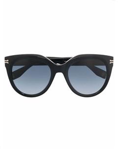 Солнцезащитные очки Icon в круглой оправе Marc jacobs eyewear