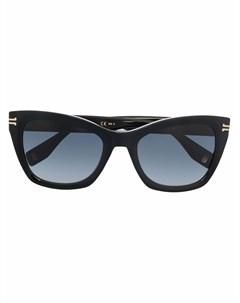Солнцезащитные очки в оправе кошачий глаз Marc jacobs eyewear