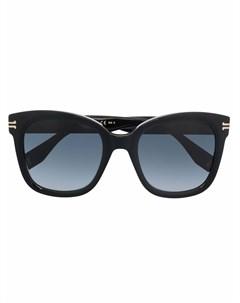 Солнцезащитные очки Icon Edge с затемненными линзами Marc jacobs eyewear