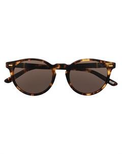 Солнцезащитные очки в оправе черепаховой расцветки Polo ralph lauren