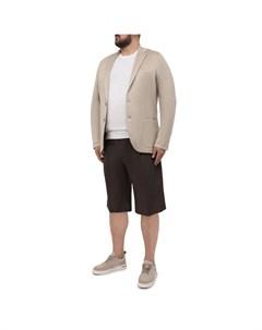 Льняные шорты Cortigiani